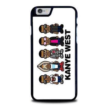 kanye west iphone 6 6s case cover  number 1