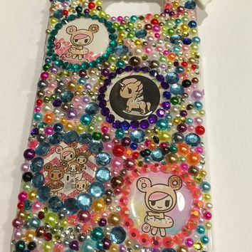 Donutella tokidoki phone case