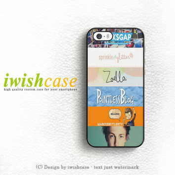 Quotes The Youtubers 2 iPhone 4 | 4S Case Cover