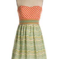 Melon Mambo Dress - $49.95 : Indie, Retro, Party, Vintage, Plus Size, Dresses and Clothing in Canada