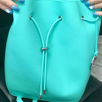 American Jewel large  gummy Cotton Candy scented Backpack