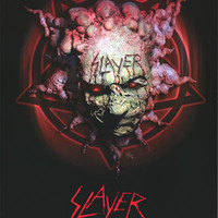 Slayer God Hates Us All Poster 25x35