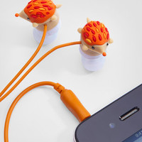 Hedgehog Earbuds