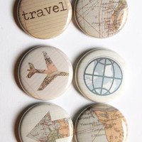 Vintage Travel Flair