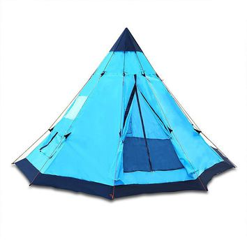 DANCHLE Tipi Family Pop-up Tent