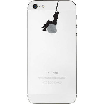 Miley Cyrus Wrecking Ball Iphone Decal Sticker