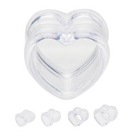 Clear Heart Tunnel (PAIR)