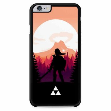 The Legend Of Zelda Orange iPhone 6 Plus / 6S Plus Case