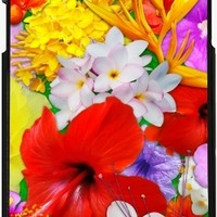 GrabYourDesign - Case for Iphone 7/8 Exotic Flowers Colorful Explos - by BluedarkArt
