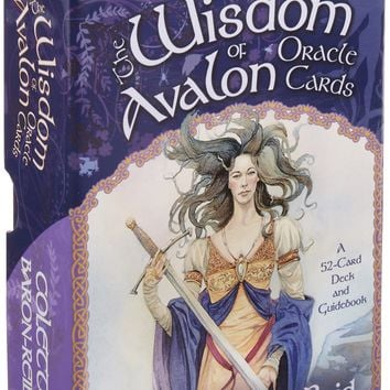 The Wisdom of Avalon Oracle Cards PCR CRDS/B