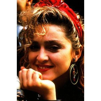 "Madonna Poster 1980'S Photo 16""x24"""