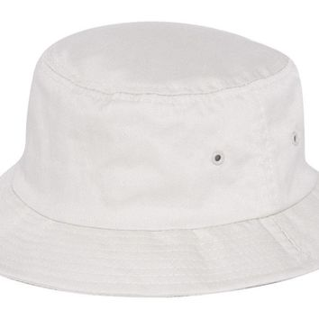 Twill Bucket Hat (Various Size and Color)