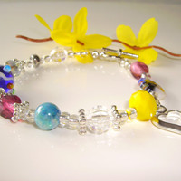 Daughter in Law Bracelet, Unique Gift for Son's Wife, Birthday Gift 3