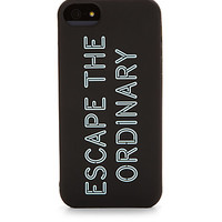 Escape The Ordinary Softcase For iPhone 5