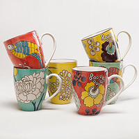 Sydney Mugs | Tea Time | World Market