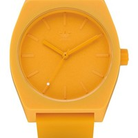 adidas Process Silicone Strap Watch, 38mm | Nordstrom