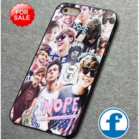 Ashton Irwin 5 Seconds of Summer 5sos  for iphone, ipod, samsung galaxy, HTC and Nexus PHONE CASE