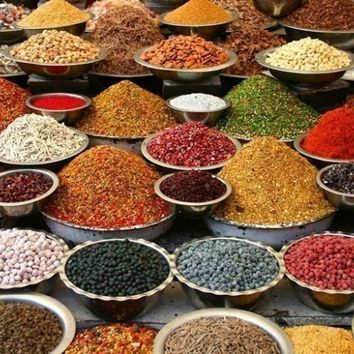 Indian Spices  8x10 Fine Art Print by WilliamDohman on Etsy