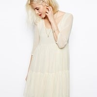 ASOS Swing Dress With Tiers
