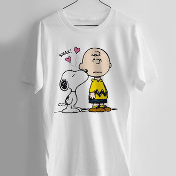 The Peanuts Movie Snoopy T-shirt Men, Women Youth and Toddler