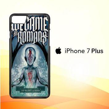 We Came As Romans cover Z1387 iPhone 7 Plus Case
