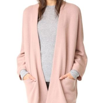 Blanket Cashmere Sweater