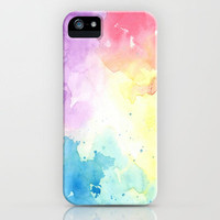 watercolor iPhone Case by elvia montemayor | Society6