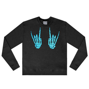 METAL BONES SWEATSHIRT