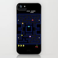 PACMAN! iPhone & iPod Case by John Medbury (LAZY J Studios)