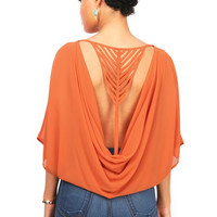 Feather Weight Blouse - Chiffon Blouses at Pinkice.com