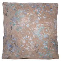 19X19 PILLOW - EARTH
