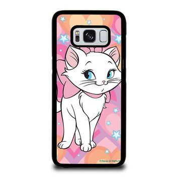 MARIE CAT DISNEY Samsung Galaxy S3 S4 S5 S6 S7 Edge S8 Plus, Note 3 4 5 8 Case Cover