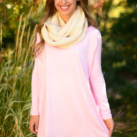 Softie Tunic - Pink