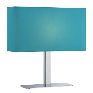 Woodruff Table Lamp TEAL