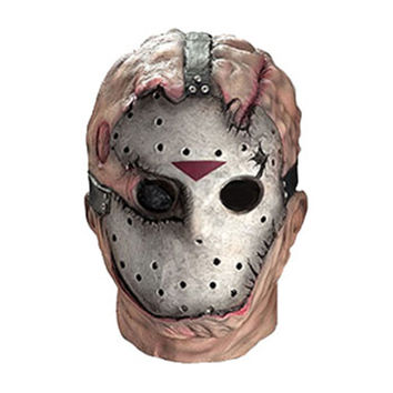 Friday The 13th Men's Mask White