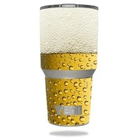 Protective Vinyl Skin Decal for YETI 30 oz Rambler Tumbler wrap cover sticker skins Beer DECAL ONLY
