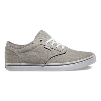 Vans Atwood Low (Glitter gray white) from Vans  2b4d6a8075ff