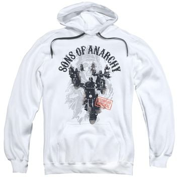 Sons Of Anarchy - Reapers Ride Adult Pull Over Hoodie