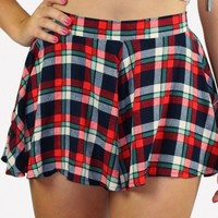 Plaid Shorts - New Arrivals