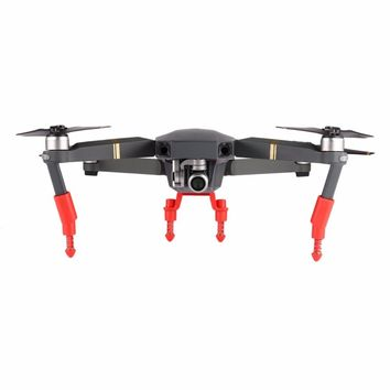 Skid Heightened Shock-absorbing Landing Gear Kit For DJI Mavic Pro Drone 2017 New Arrival