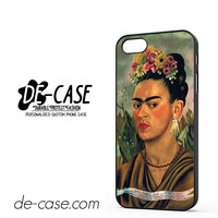 Frida Kahlo Self Portrait DEAL-4422 Apple Phonecase Cover For Iphone 5 / Iphone 5S