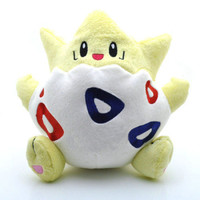 "TOGEPI 8"" Pokemon  Cute Plush Soft Doll Toy Rare New  L"