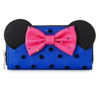 Disney Minnie Mouse Wallet Polka Dot by Loungefly New with Tags