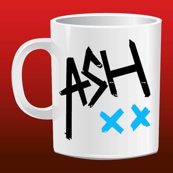 Ashton Irwin Signature for Mug Design