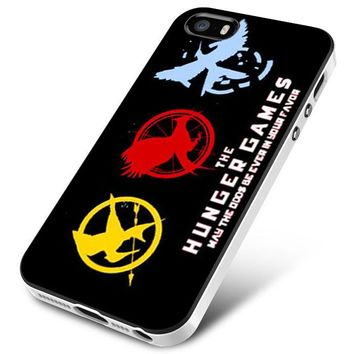 Hunger Games iPhone 5   5S   5SE Case Planetscase.com