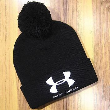 DCCK7HE Perfect Under Armour Hip Hop Women Men Beanies Winter Knit Hat Cap
