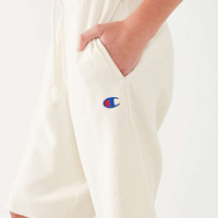 Champion & UO Longline Terry Short | Urban Outfitters