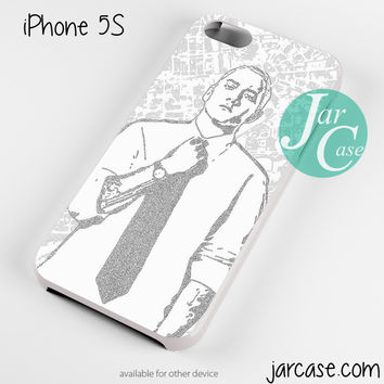 Eminem Sketch Art Phone case for iPhone 4/4s/5/5c/5s/6/6 plus
