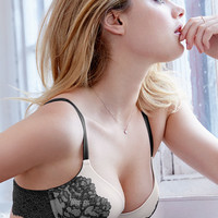 NEW! Push-Up Bra in Invisible Lace