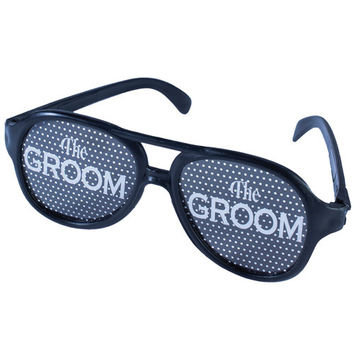Bachelor Party Groom Glasses